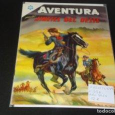 Tebeos: AVENTURA PRESENTA JINETES DEL OESTE 356 MUY BUEN ESTADO. Lote 193880816