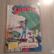 Tebeos: SUPERMAN - NUMERO 555 -. Lote 193907055