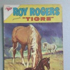 Tebeos: ROY ROGERS N° 120 - ORIGINAL EDITORIAL NOVARO. Lote 194101326
