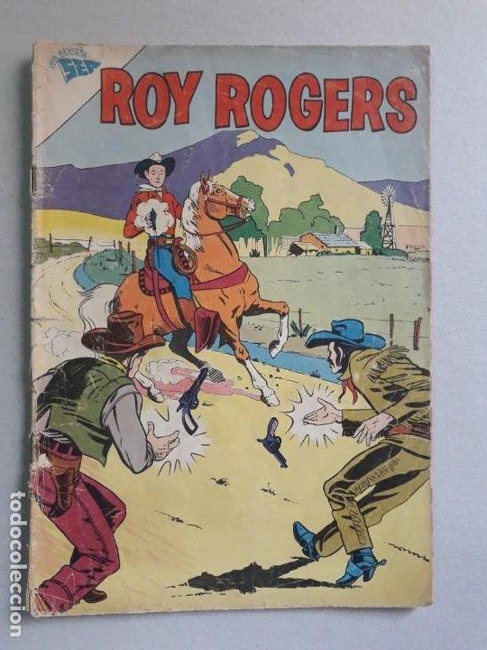 ROY ROGERS N° 90 - ORIGINAL EDITORIAL NOVARO (Tebeos y Comics - Novaro - Roy Roger)