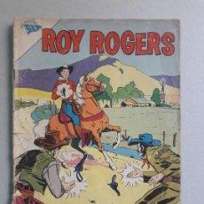 Tebeos: ROY ROGERS N° 90 - ORIGINAL EDITORIAL NOVARO. Lote 194101401