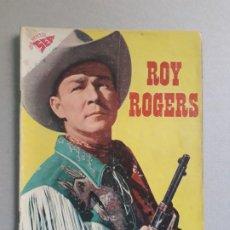 Tebeos: ROY ROGERS N° 79 (FOTO EN PORTADA) - ORIGINAL EDITORIAL NOVARO. Lote 194101463