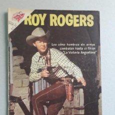 Tebeos: ROY ROGERS N° 75 (FOTO EN PORTADA) - ORIGINAL EDITORIAL NOVARO. Lote 194101510