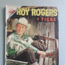 Tebeos: ROY ROGERS N° 52 (FOTO EN PORTADA) - ORIGINAL EDITORIAL NOVARO. Lote 194101596