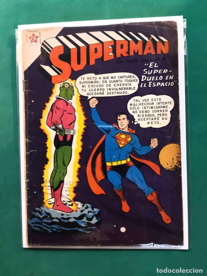 SUPERMAN-Nº 211 -NOVARO- (Tebeos y Comics - Novaro - Superman)