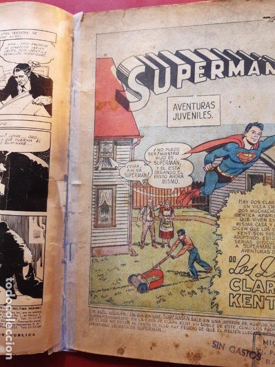 Tebeos: SUPERMAN-Nº74 -NOVARO- - Foto 2 - 194106352