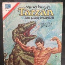 Livros de Banda Desenhada: TARZAN DE LOS MONOS N.2-551 . SERIE AGUILA . 1977 .. Lote 194190532