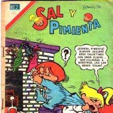 Giornalini: NOVARO (SAL Y PIMIENTA) Nº 152 (AGUILA). Lote 194193307