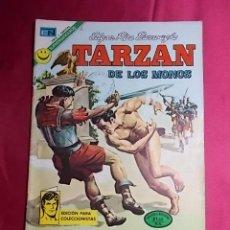 Livros de Banda Desenhada: TARZAN DE LOS MONOS. N° 303. EDITORIAL NOVARO. Lote 194211182