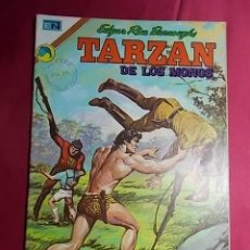 Livros de Banda Desenhada: TARZAN DE LOS MONOS. N° 337. EDITORIAL NOVARO. Lote 194212340