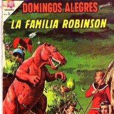 Tebeos: NOVARO (DOMINGOS ALEGRES) Nº 546 DE ENCUADERNACION. Lote 194219237