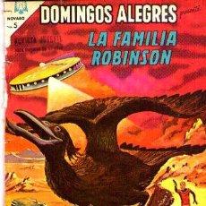 Tebeos: NOVARO (DOMINGOS ALEGRES) Nº 576 DE ENCUADERNACION. Lote 194219367
