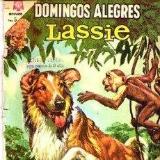 Tebeos: NOVARO (DOMINGOS ALEGRES) Nº 574 DE ENCUADERNACION. Lote 194219517
