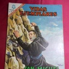 Tebeos: VIDAS EJEMPLARES. N° 228. EDITORIAL NOVARO. Lote 194247535