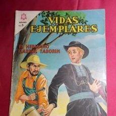 Giornalini: VIDAS EJEMPLARES. N° 180. EDITORIAL NOVARO. Lote 194248173
