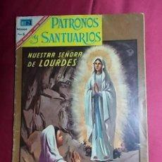 Giornalini: PATRONOS Y SANTUARIOS. N° 7. EDITORIAL NOVARO. Lote 194248605
