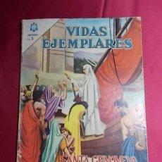 Tebeos: VIDAS EJEMPLARES. N° 181. EDITORIAL NOVARO. Lote 194250483
