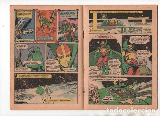 Tebeos: 1985 SUPERMAN # 1508 MAXISOL BARDA OBERON SUPERMAN Y LA TARJETA DE CREDITO CATASTROFICA MUY BUEN EST - Foto 3 - 194342486