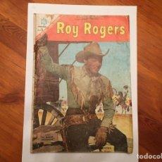 Tebeos: COMIC ROY ROGERS, AÑO 1966 --Nº 172. Lote 194507822