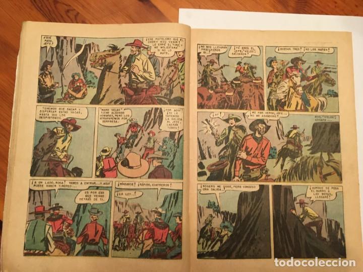 Tebeos: comic roy rogers, año 1966 --nº 172 - Foto 4 - 194507822