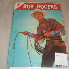 Tebeos: ROY ROGERS # 144 NOVARO AGOSTO 1964 MUY BUEN ESTADO. Lote 194533435
