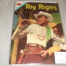 Tebeos: ROY ROGERS # 217 NOVARO ABRIL 1970 MUY BUEN ESTADO. Lote 194533545