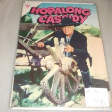 Tebeos: HOPALONG CASSIDY # 94 NOVARO E R OCTUBRE 1962 MUY BUEN ESTADO. Lote 194533657