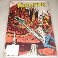 Tebeos: TOMAJAUK # 110 NOVARO OCTUBRE 1964 MUY BUEN ESTADO. Lote 194534258