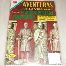Tebeos: AVENTURAS DE LA VIDA REAL # 186 NOVARO MAYO 1971 MUY BUEN ESTADO. Lote 194535867