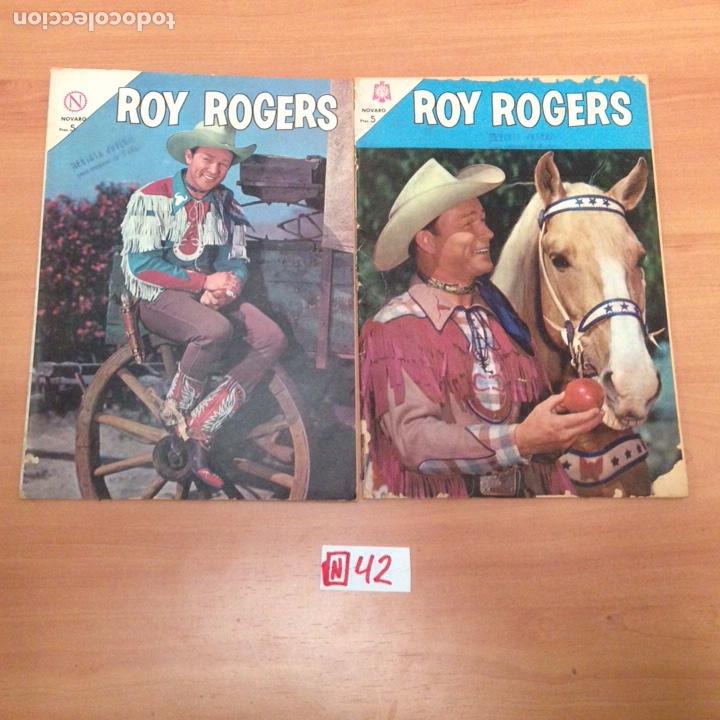 ROY ROGERS NOVARO (Tebeos y Comics - Novaro - Roy Roger)