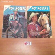 Tebeos: ROY ROGERS NOVARO. Lote 194635627