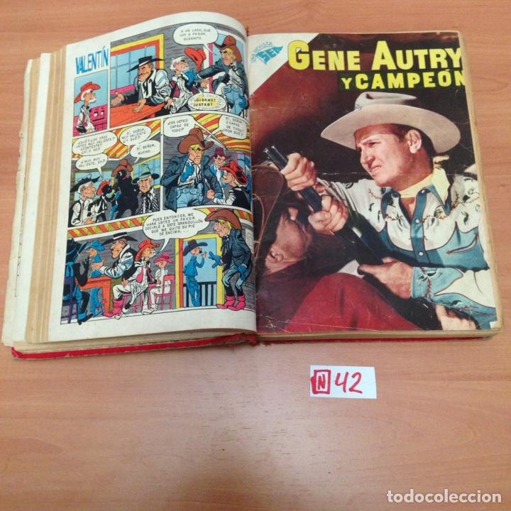 Tebeos: Lote de colecciones novaro ver fotos - Foto 3 - 194637698