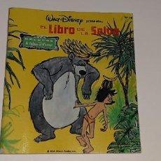 Tebeos: RECREOS DE WALT DISNEY Nº 19 : EL LIBRO DE LA SELVA - EDITORIAL NOVARO - AÑO 1980. Lote 194658035