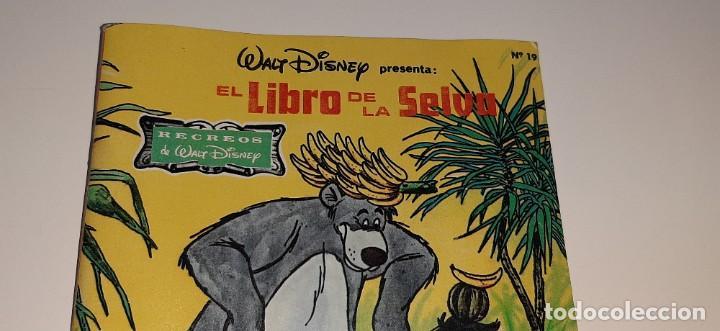 Tebeos: RECREOS DE WALT DISNEY Nº 19 : EL LIBRO DE LA SELVA - EDITORIAL NOVARO - AÑO 1980 - Foto 3 - 194658035