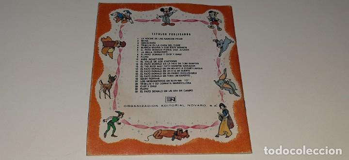 Tebeos: RECREOS DE WALT DISNEY Nº 19 : EL LIBRO DE LA SELVA - EDITORIAL NOVARO - AÑO 1980 - Foto 4 - 194658035