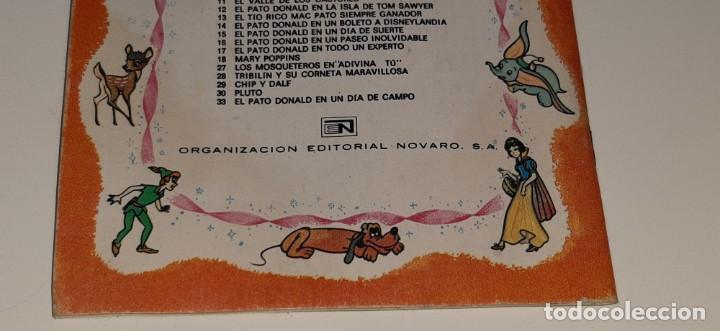Tebeos: RECREOS DE WALT DISNEY Nº 19 : EL LIBRO DE LA SELVA - EDITORIAL NOVARO - AÑO 1980 - Foto 6 - 194658035