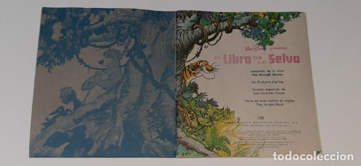 Tebeos: RECREOS DE WALT DISNEY Nº 19 : EL LIBRO DE LA SELVA - EDITORIAL NOVARO - AÑO 1980 - Foto 7 - 194658035