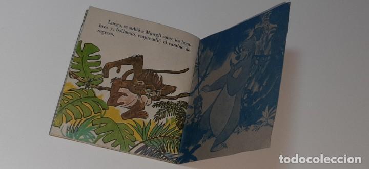 Tebeos: RECREOS DE WALT DISNEY Nº 19 : EL LIBRO DE LA SELVA - EDITORIAL NOVARO - AÑO 1980 - Foto 10 - 194658035