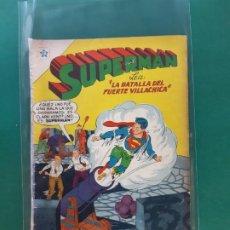 Tebeos: SUPERMAN-Nº90-NOVARO--VER FOTOGRAFIAS. Lote 194706135