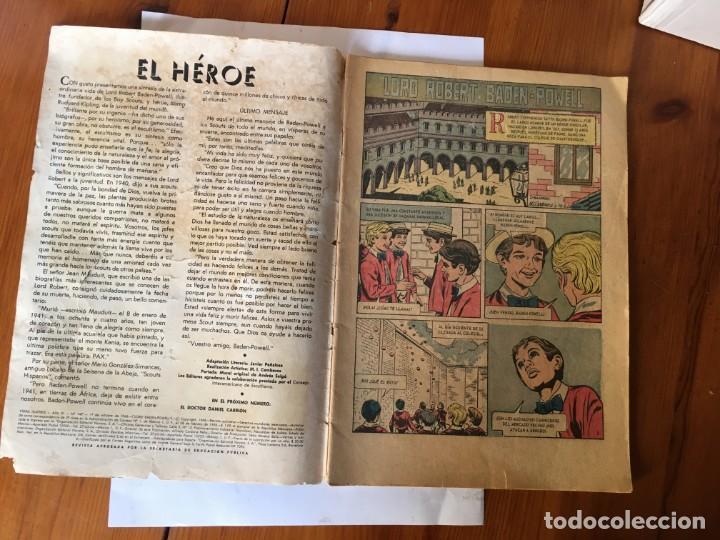 Tebeos: comic vidas ilustres nº 147 año 1966 - Foto 3 - 194859873