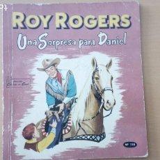 Tebeos: ROY ROGERS ESPECIAL UNA SORPRESA PARA DANIEL NOVARO 1965. Lote 194976653