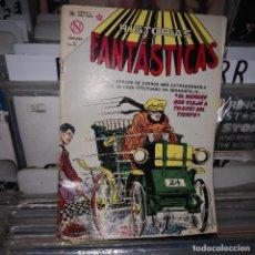 Tebeos: - HISTORIAS FANTÁSTICAS / EL HOMBRE QUE VIAJÓ.... Nº 94 - EDITORIAL NOVARO, AÑO 1963. Lote 195114153