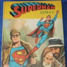 Tebeos: SUPERMAN - LIBROCÓMIC - EXTRA Nº 1 (1978). Lote 195154676