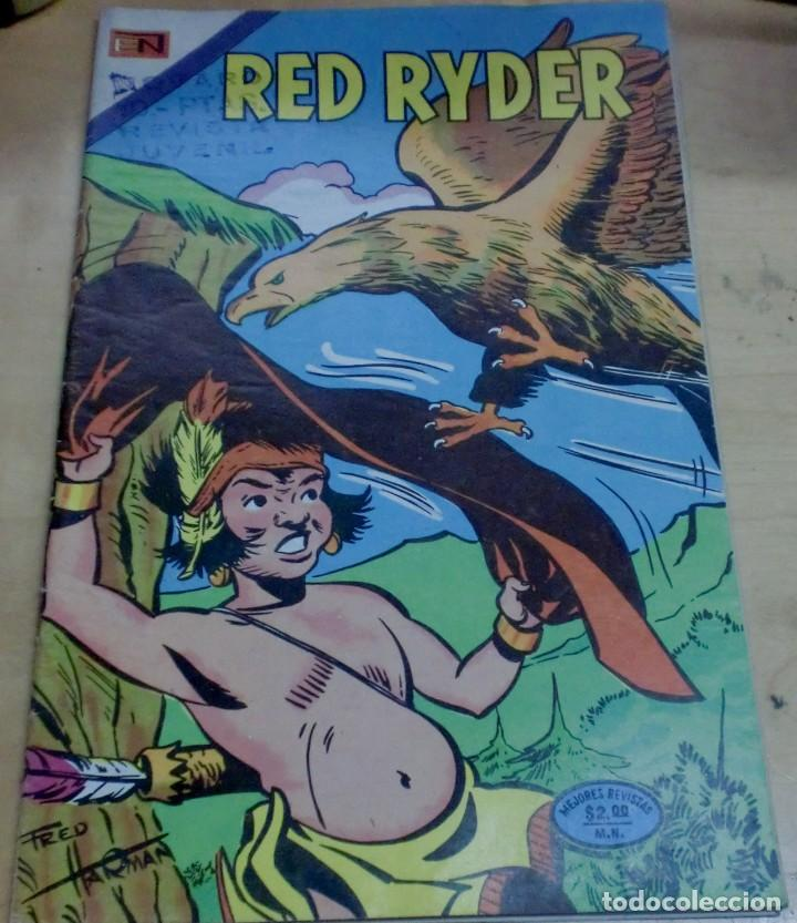 RED RYDER CASTORCITO Y TILA Nº 341 5 DICIEMBRE 1974 (Tebeos y Comics - Novaro - Red Ryder)