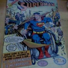 Tebeos: SUPERMAN EL SUPERMENDIGO DE METRÓPOLIS Nº 855 12 ABRIL 1972. Lote 195205316