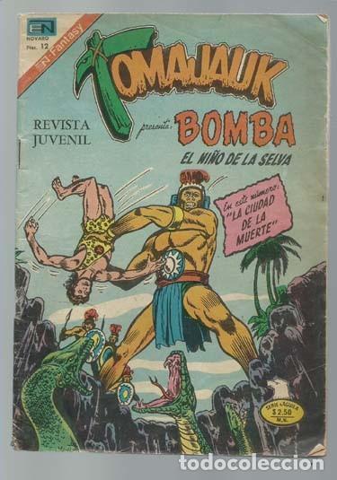 TOMAJAUK 2-252, 1976, NOVARO, BUEN ESTADO (Tebeos y Comics - Novaro - Otros)