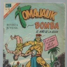 Tebeos: TOMAJAUK 2-252, 1976, NOVARO, BUEN ESTADO. Lote 195232982