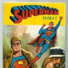 Tebeos: SUPERMAN EXTRA 1, 1978, NOVARO, BUEN ESTADO. Lote 195233197