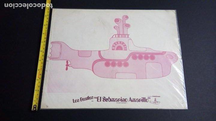 Tebeos: BEATLES EL SUBMARINO AMARILLO - Foto 4 - 195247812