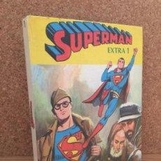 Tebeos: SUPERMAN EXTRA 1 - NOVARO - TAPA DURA - GCH1. Lote 195270696